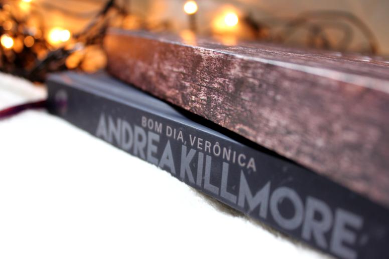 Bom dia, Verônica - DarkSide Books - Juliana Fiorese