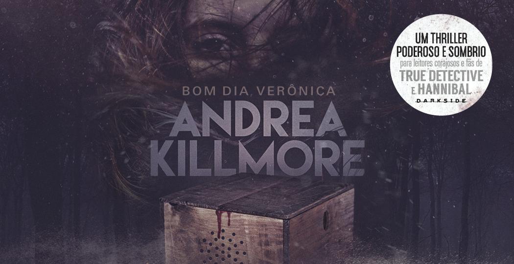 Bom dia Verônica - DarkSide Books - Juliana Fiorese